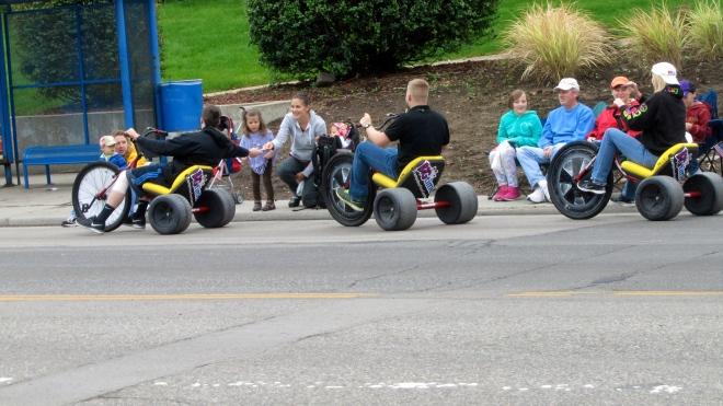 Big Wheels