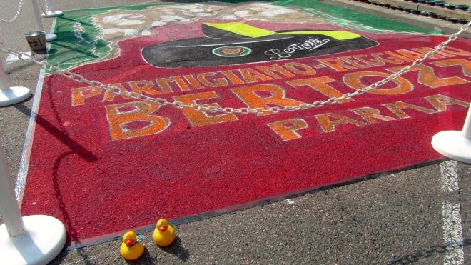 We like chalk art