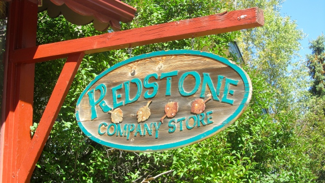 The Company Store in Redstone, Colorado