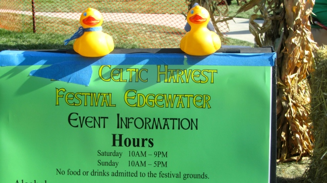 A Celtic Harvest Festival