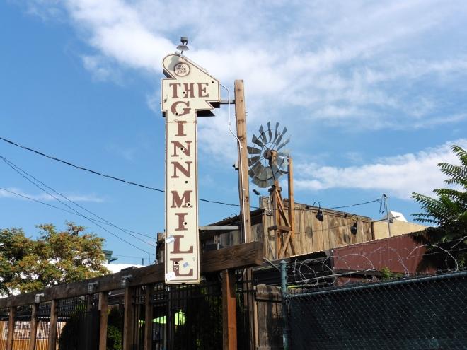 We like the Ginn Mill