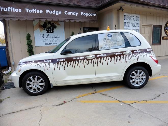 What a fun car