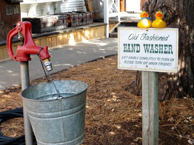 Always wash your hands.