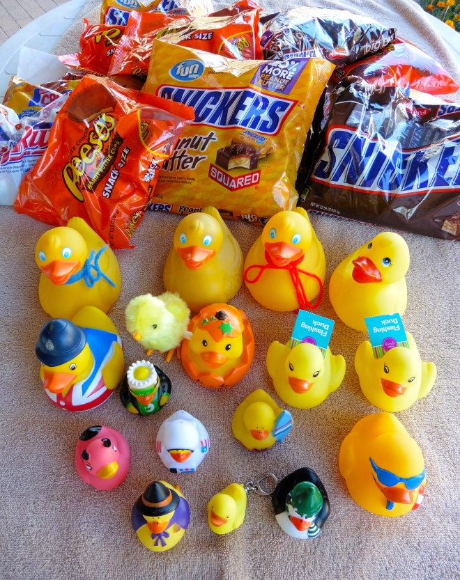 The Colorado Traveling Ducks wish you a Sweet Halloween
