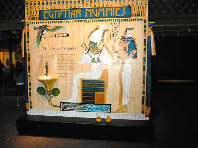 Egyptian Mummies in Denver