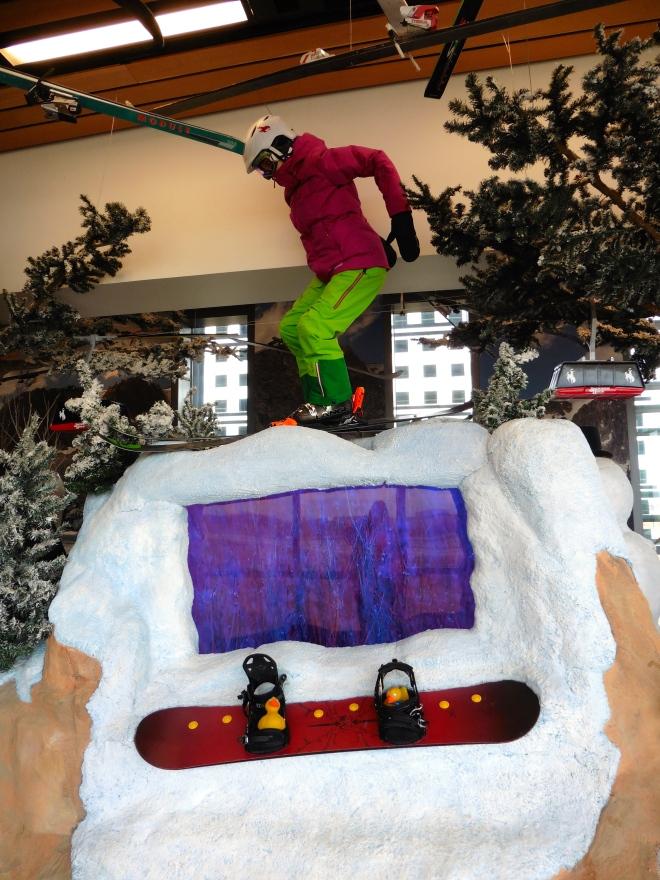 Ski and snowboard in Wyoming
