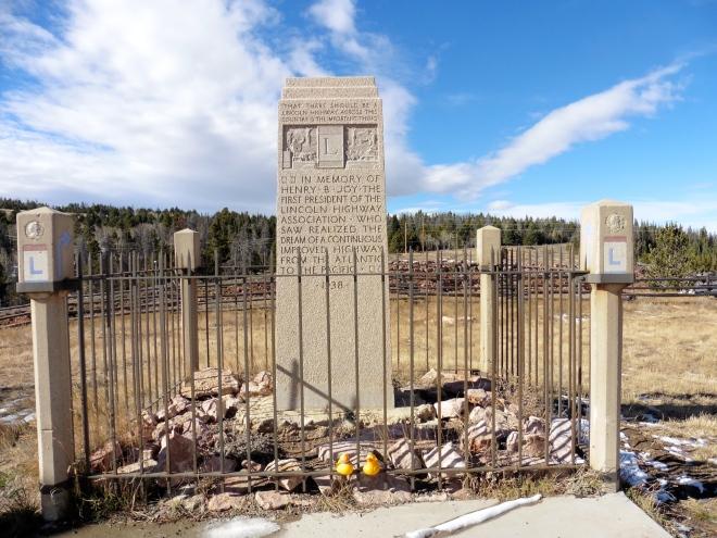 Memorial to Russin