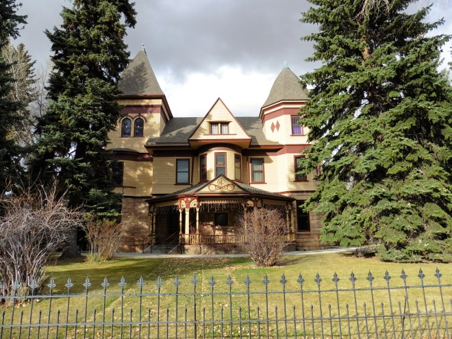 Ivinson Mansion in Laramie