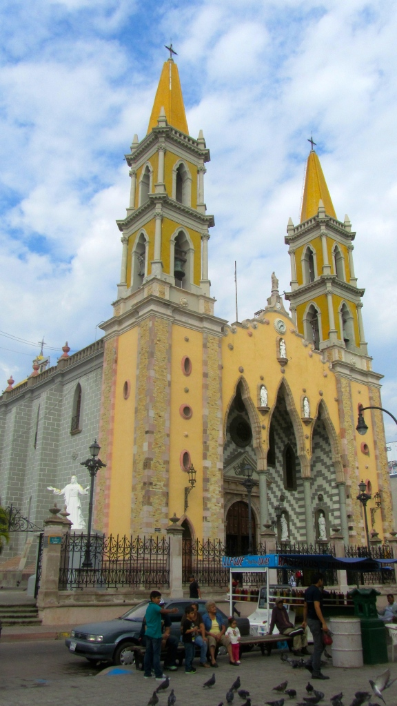 Main Cathedral in Mazatlan