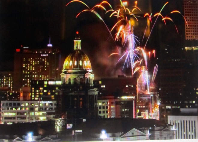 Looking forward to ringing in 2015 in Denver