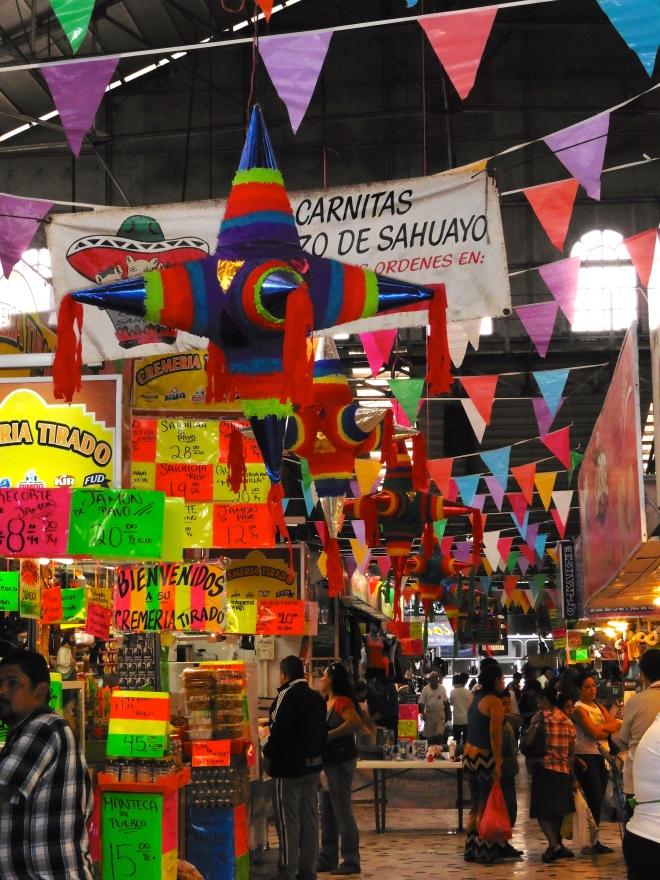 Visit a market soon.