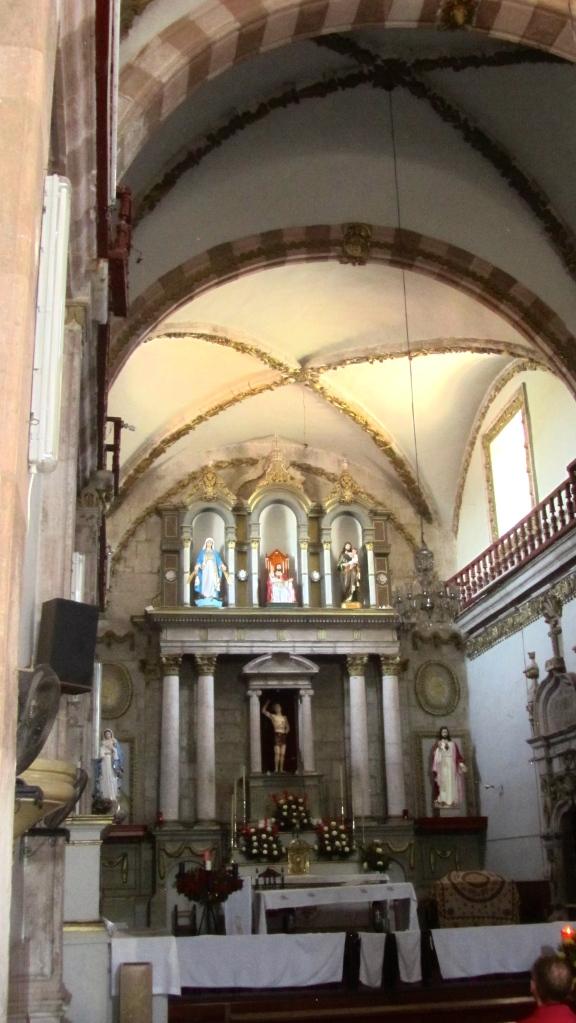 We like San Sebastian church