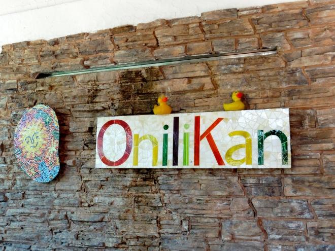 Let's go inside Onilikan