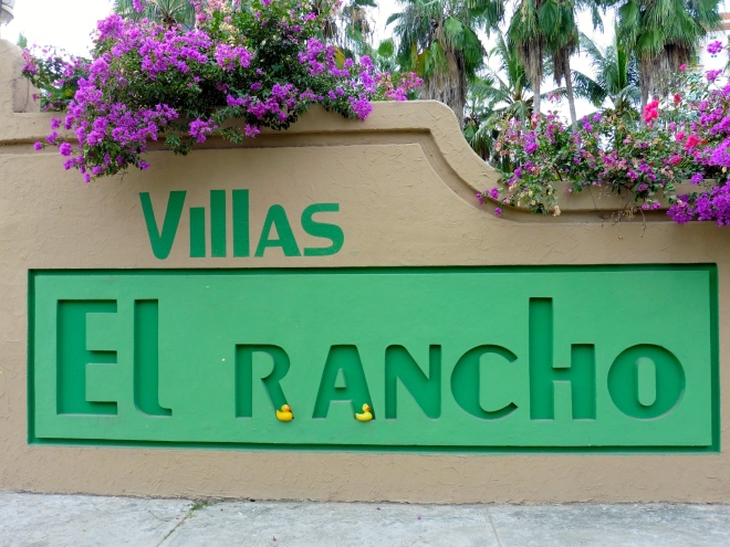 Welcome to Villas El Rancho, Mazatlan, Mexico