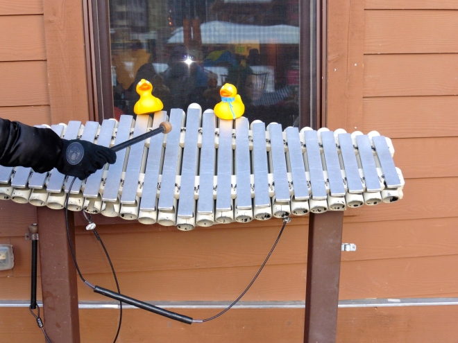 We like this musical instrument