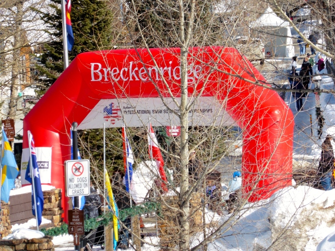 We love this event in Breckenridge, Colorado