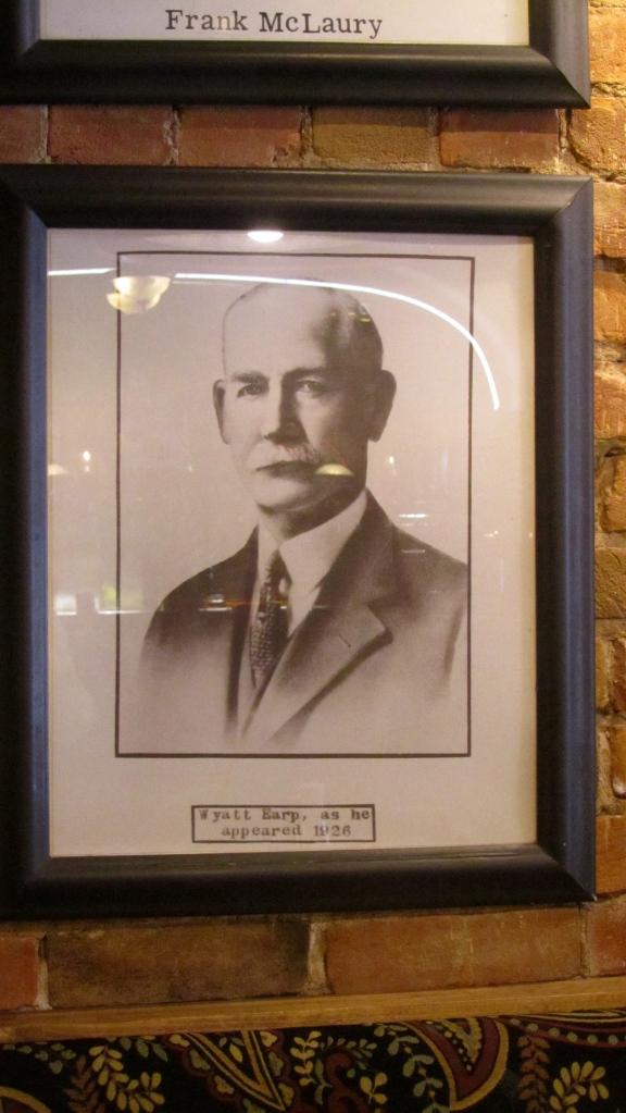 Wyatt Earp in