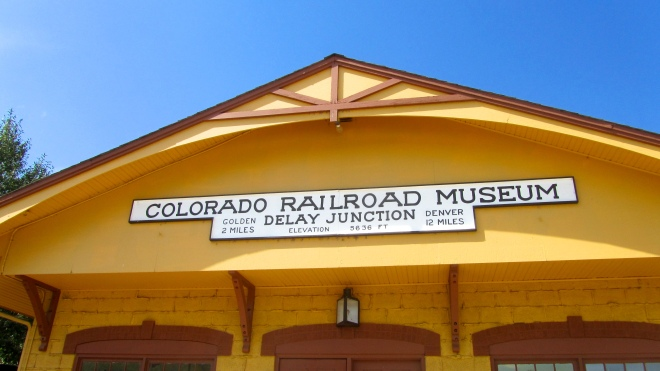 Welcome to the Railroad Museum