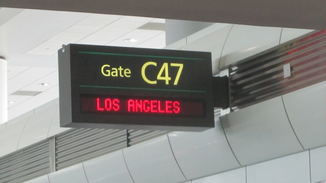 Going to Los Angeles