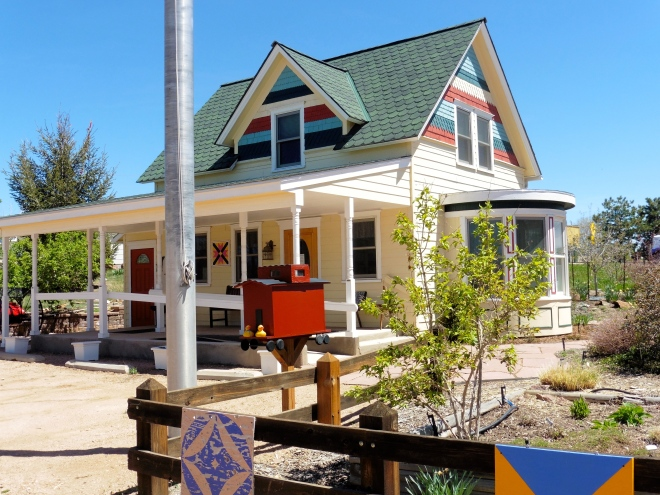 Red Caboose Library is a great project