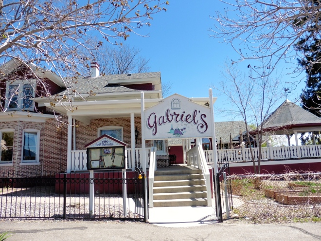 When you want Italian food, try Gabriel's