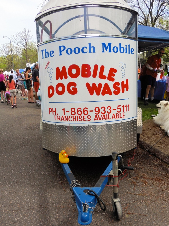 The Pooch Mobile