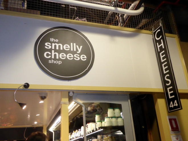 Smelly Cheese Store