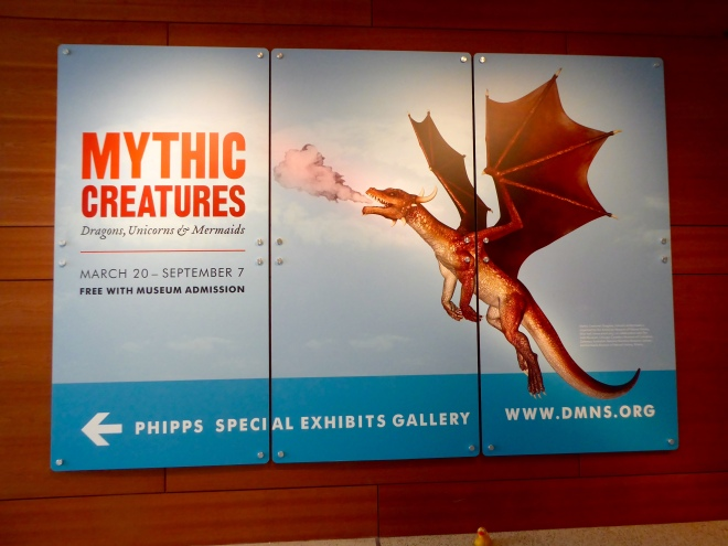 Mythic Creatures in Denver