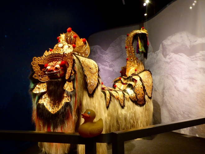 Barong Ket from Indonesia