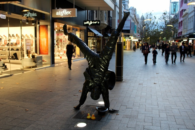 Good statue