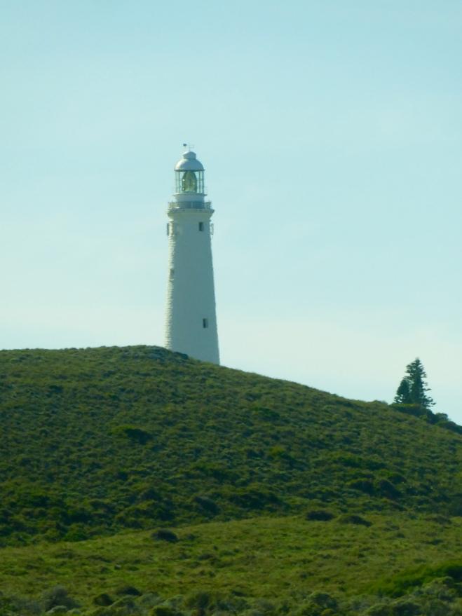 Lighthouse on Rottnest Island