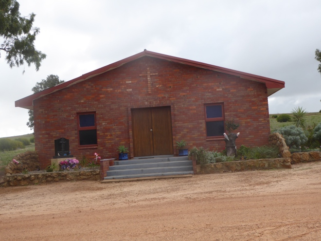 Interdenominational chapel