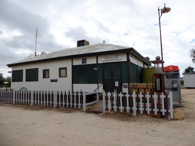 Hamelin Pool Telegraph Station of 1884