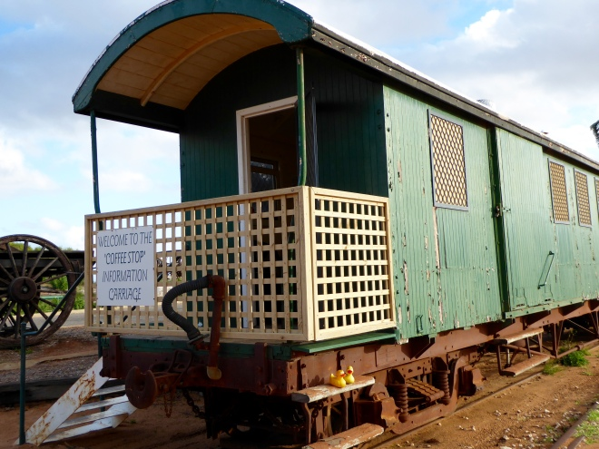 Information carriage