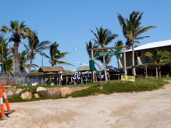 Ningaloo Reef Resort Hotel