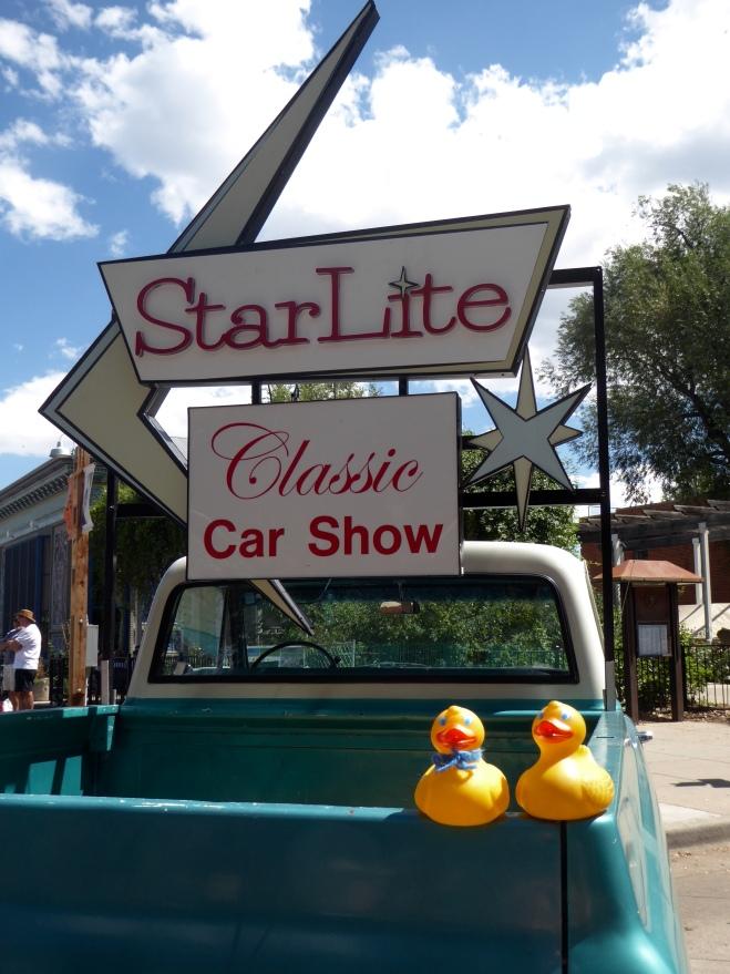 Star Lite Classic Car Show
