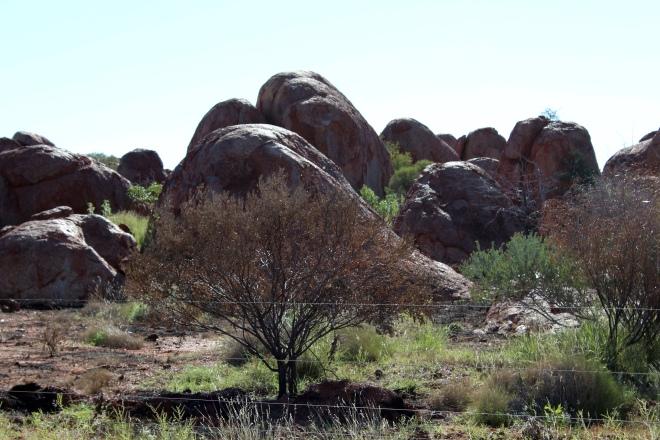 Pile of rocks