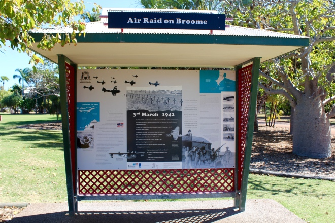 Remembering Broome's first air raid of World War II