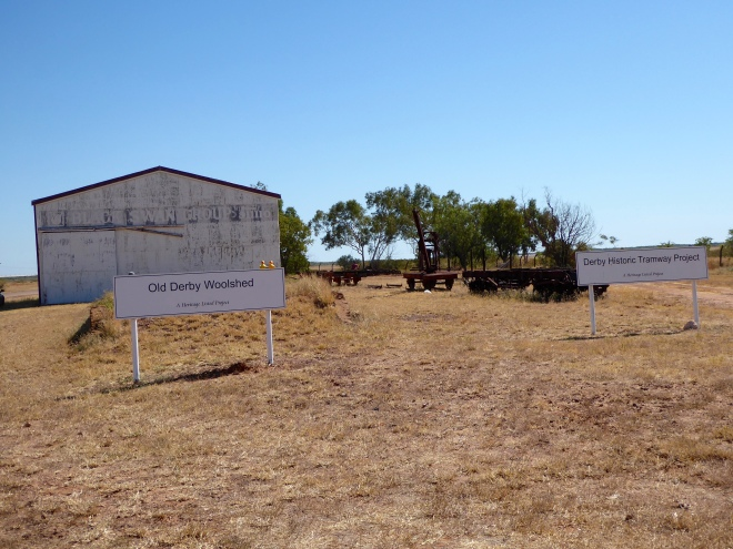Historic Woolshed and Tramway