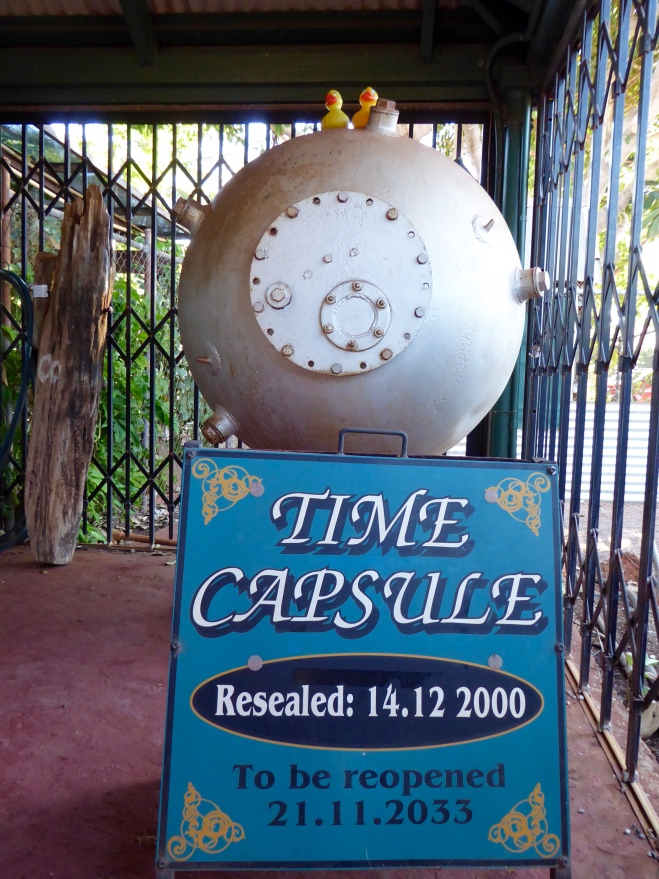 Broome Time Capsule