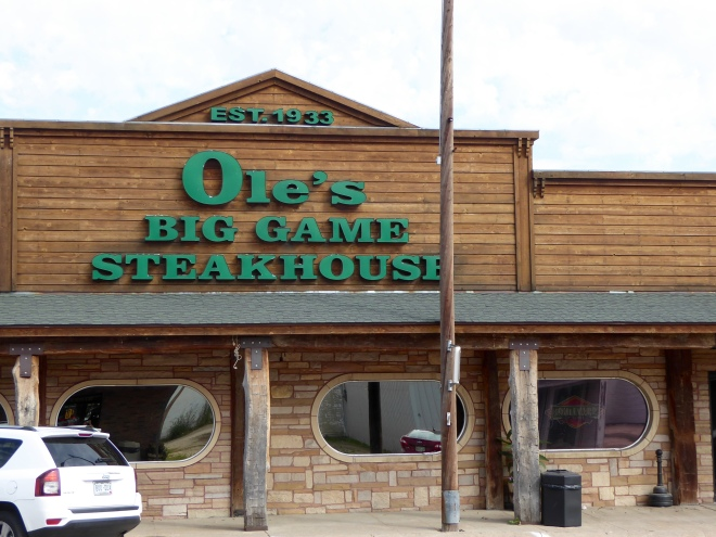 Ole's in Paxton, Nebraska