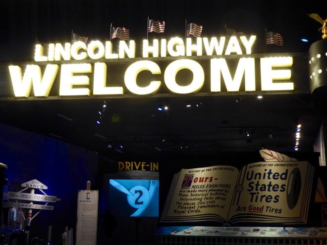 The Lincoln Highway changes America