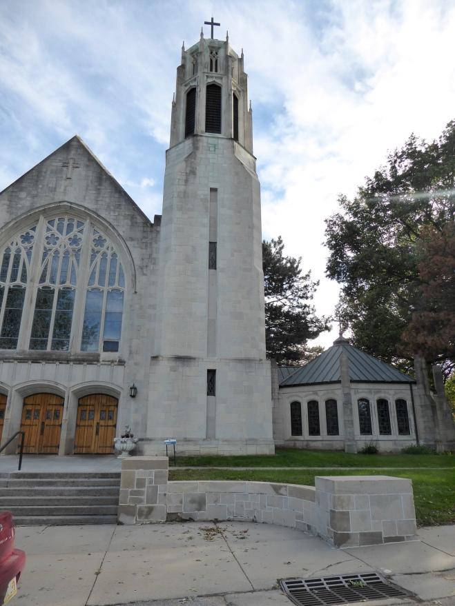 Dowd Memorial Chapel