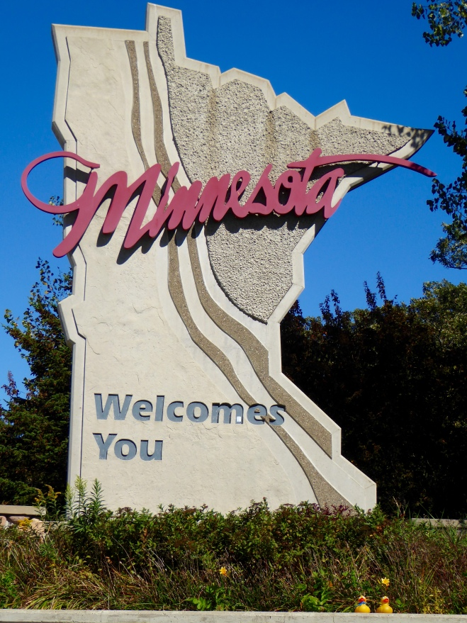 Hello Minnesota