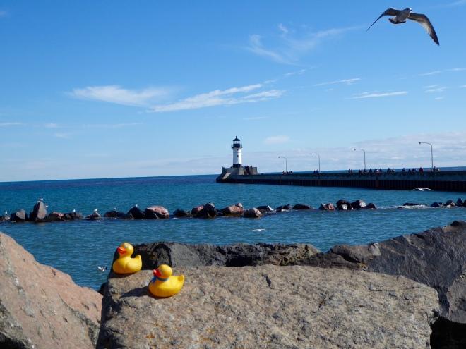 Duluth lighthouse
