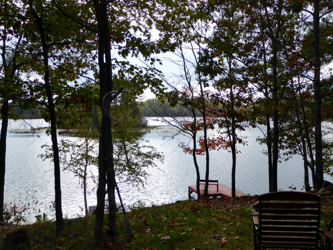 Mom spent many summers at this lake