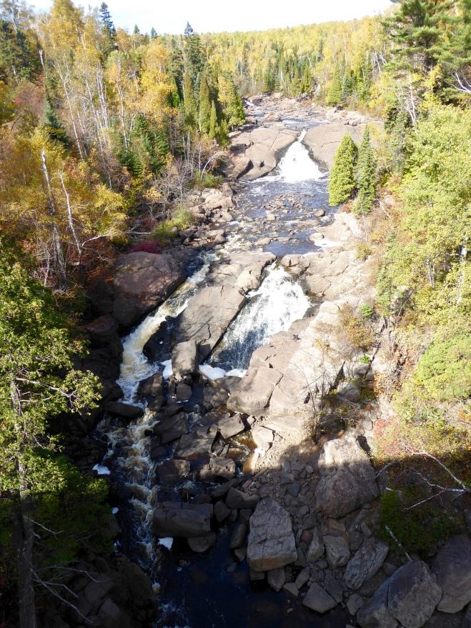 Cascading Beaver River