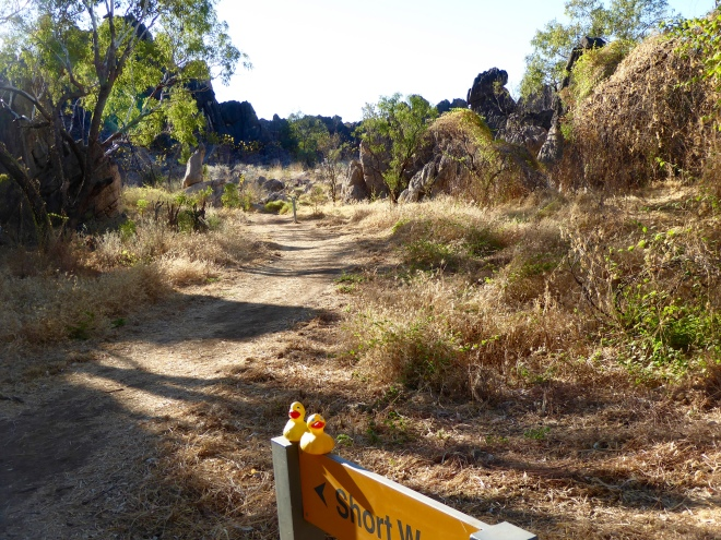 Let's walk and see Geikie National Park
