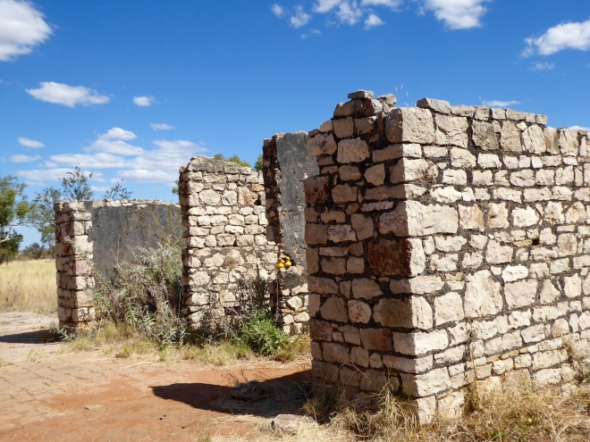 Lilliwooloora Police Station Ruins