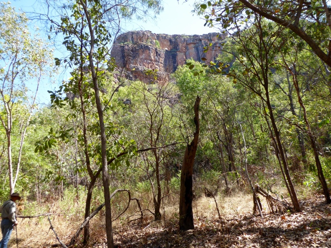 Hiking in Kakadu National Park